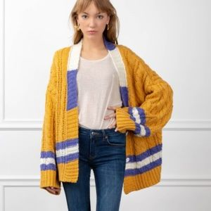 Sweaters - NWT - J.ING - Courtney Cardigan